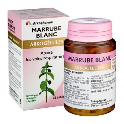 Arkogélules Arkogélules Marrube Blanc, 45 gélules