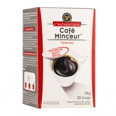 Arlor, L'authentique café minceur, 20 sachets