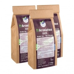 3 x Aronia Original Aronia Økologisk Specialte lavet af 100% Presserest