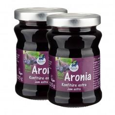 2 x Aronia Original Aronia Bio-Konfitüre extra