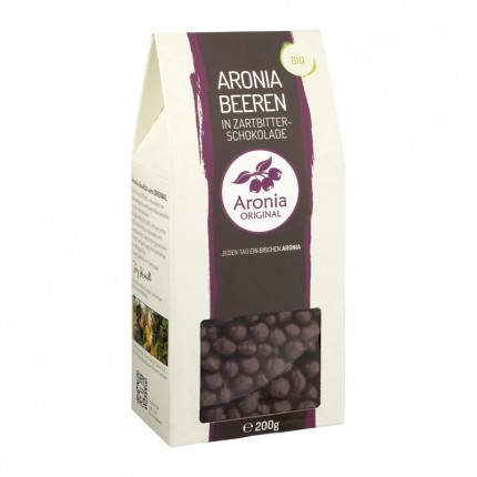 Aronia Original Økologiske Aronia Bær i Mørk Chokolade