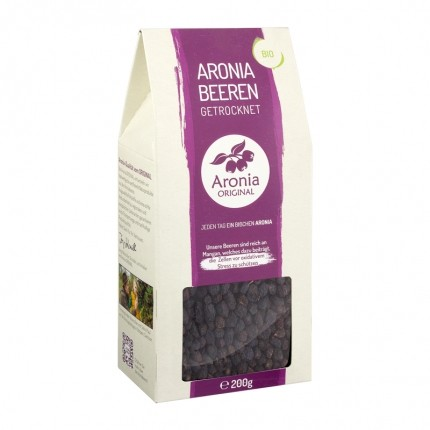 Aronia Original Organic Dried Chokeberries