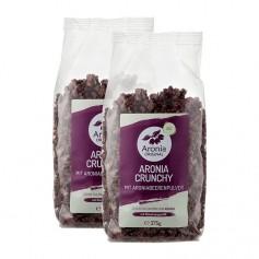 2 x Aronia Original Bio Aronia Crunchy