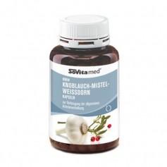 asco Garlic Mistletoe Hawthorn Capsules