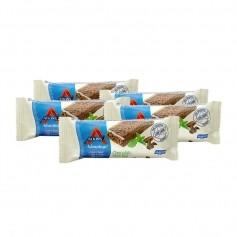 Atkins Advantage, Barre chocolatée low-carb à la menthe, lot de 5