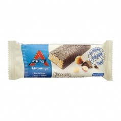Atkins Advantage Choc Hazelnut Crunch Bar, Riegel