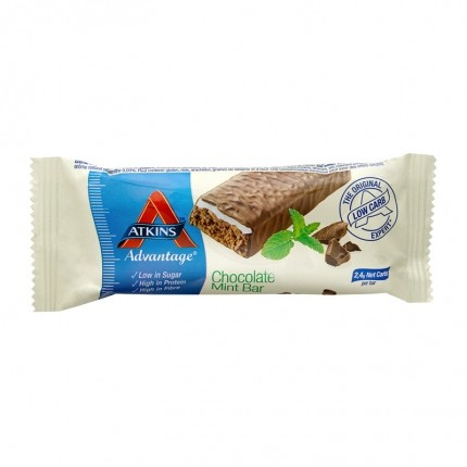 10 x Atkins Advantage Chocolate Mint Bar, Riegel