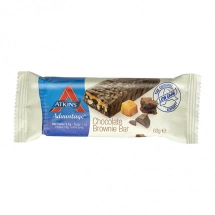 Atkins Advantage chocolate brownie 60g