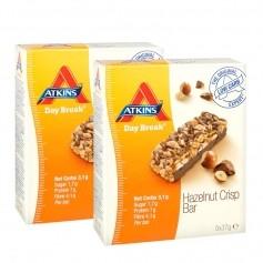 Atkins, Day break, barre noisette crisp