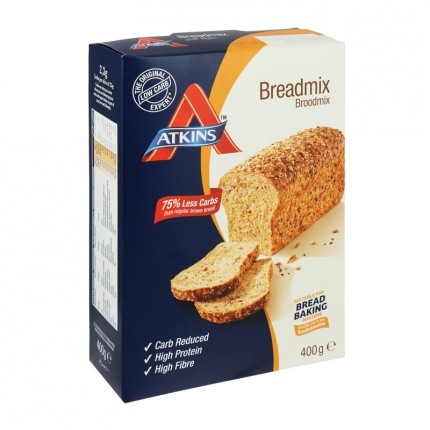 Atkins Day Break Bread Mix Doppelpack
