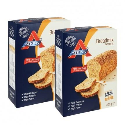 Atkins Day Break Bread Mix Doppelpack