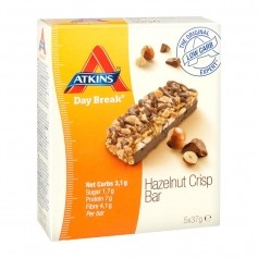Atkins Day Break Hazelnut Crisp, Riegel