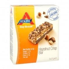 Atkins Day Break Hazelnut Crisp, Riegel