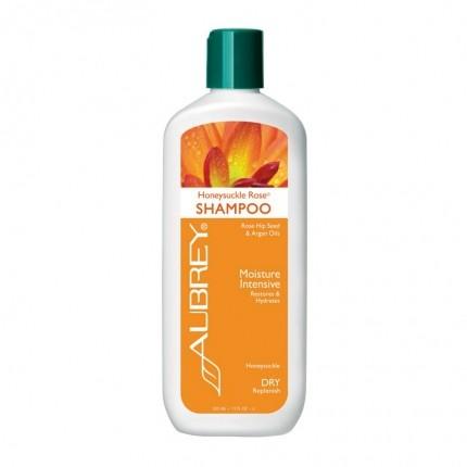 Aubrey Organics Honeysuckle Rose Shampoo