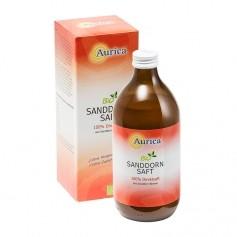 Aurica Sanddorn Saft Bio