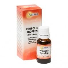 Aurica, Gouttes de propolis sans alcool