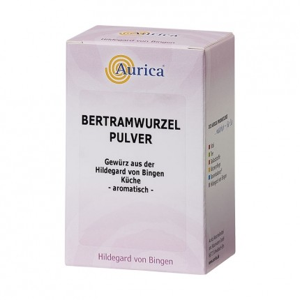 Aurica Hildegard von Bingen Bertramwurzel, Pulver