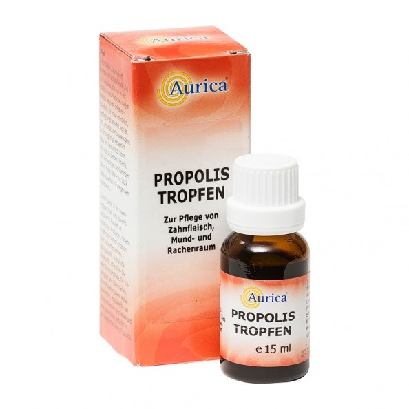aurica propolis tropfen 15 ml bei nu3 bestellen. Black Bedroom Furniture Sets. Home Design Ideas