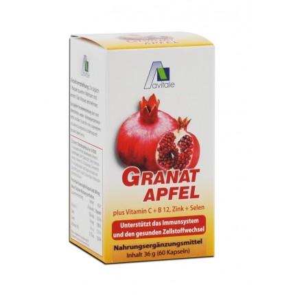 Avitale Granatapfel 800 mg, Kapseln