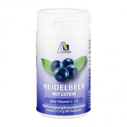 Avitale Heidelbeer mit Lutein