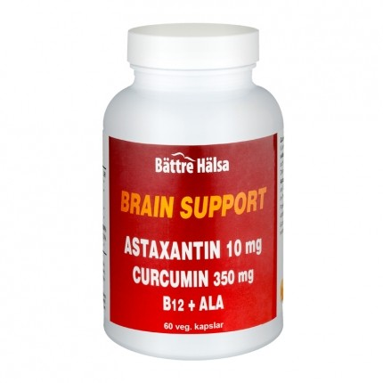 Bättre Hälsa BRAIN SUPPORT