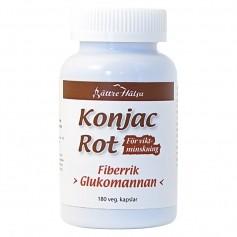 Bättre Hälsa Glukomannan