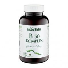 Bättre Hälsa Green Line B-50 Komplex