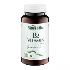 Bättre Hälsa Green Line B2 100 mg