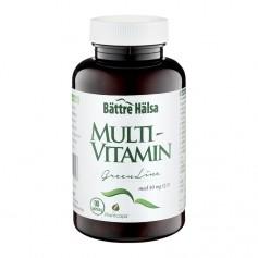 Bättre Hälsa Green Line Multivitamin