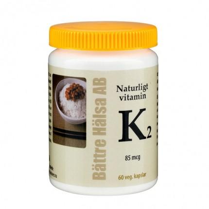 Bättre Hälsa K2-vitamin