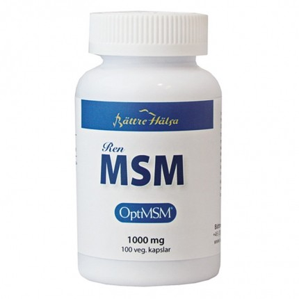 Köpa billiga Bättre Hälsa MSM online