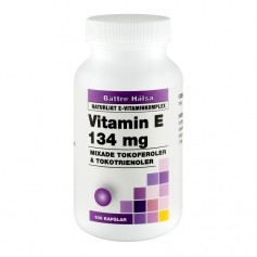Bättre Hälsa E-vitamin Komplex 200 IE