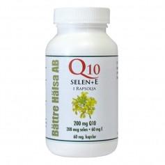 Bättre Hälsa Q10 + Selen + E