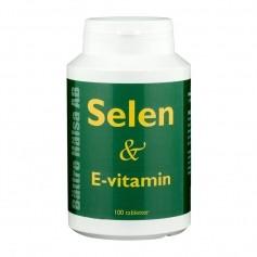 Bättre Hälsa Selen + E