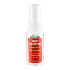 Bättre Hälsa SUPER B KOMPLEX • SPRAY