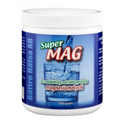 Bättre Hälsa Super Mag pulver