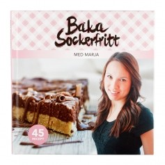 Nutri-Nick Baka Sockerfritt - Bakbok