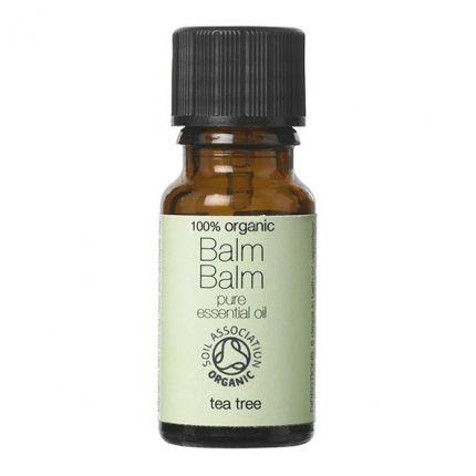 Balm Balm Ätherisches Bio-Teebaumöl