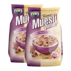 2 x Barnhouse Feines Müsli Quinoa - Indian Summer Bio