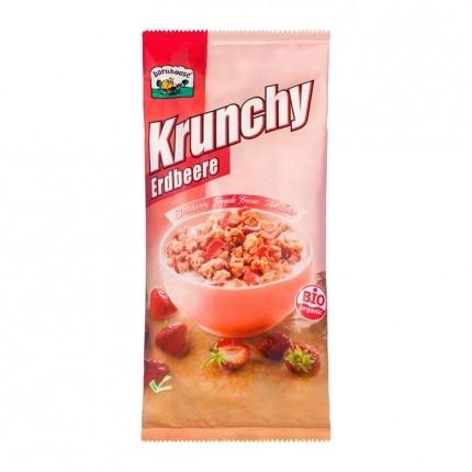 Barnhouse Krunchy Erdbeere Müsli Bio