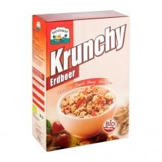 Barnhouse, Crunchy Muesli bio, fraise