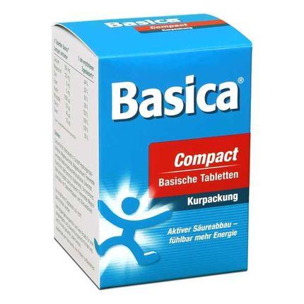Basica, Compact, comprimés