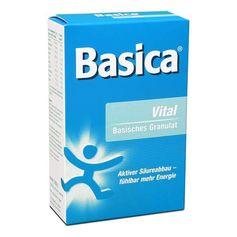 Basica Vital, Granulat