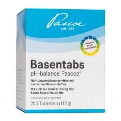 Basiska tabletter ph-balans Pascoe