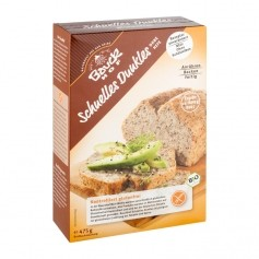 Bauckhof Schnelles Dunkles, glutenfrei