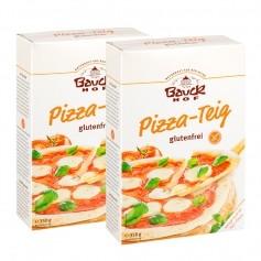 2 x Bauckhof Bio-Pizzateig