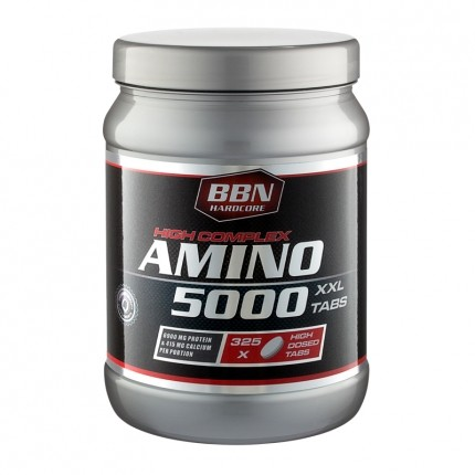Best Body Nutrition Hardcore Amino 5000 Tabletten