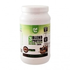 Be Green 3-Blend Protein + BCAA, Mousse au Chocolat, Pulver