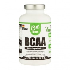 Be Green BCAA 8:1:1 HPMC Capsules