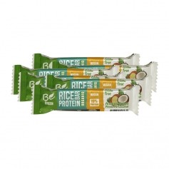 Be Green Bio Rice Protein-Riegel, Ananas-Kokos